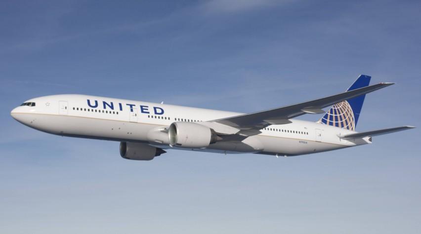 United 777-200ER
