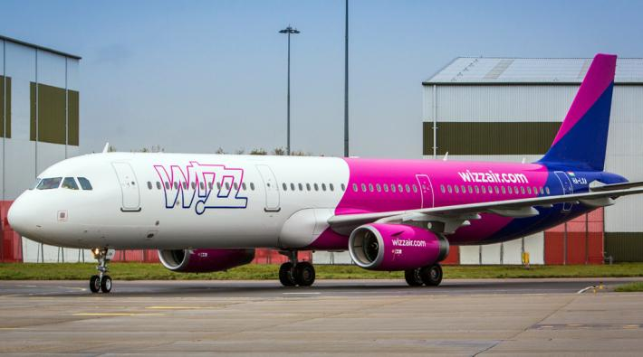 Wizz Air Airbus A321