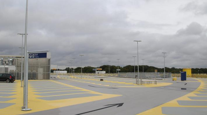 Eindhoven Airport P1
