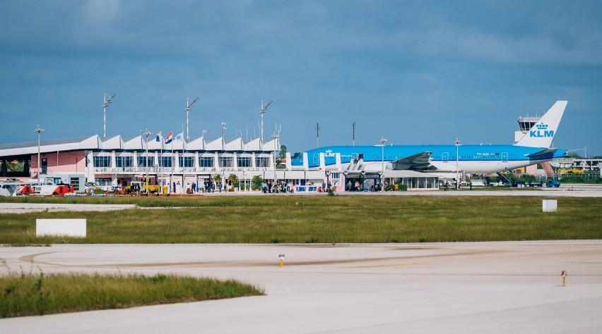 Bonaire Airport - KLM