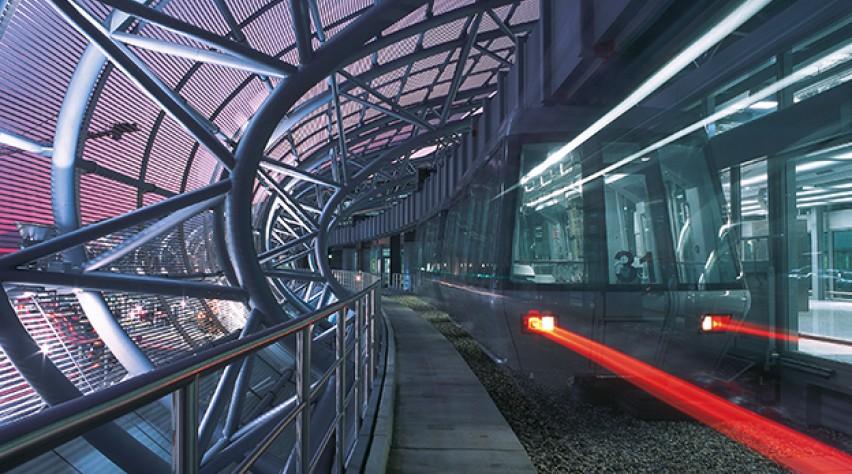 Düsseldorf Airport SkyTrain