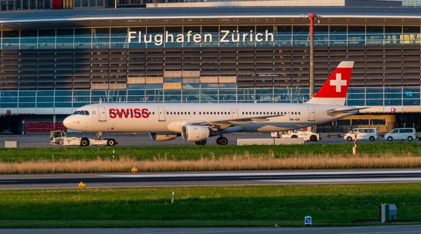 Kloten Airport Zürich