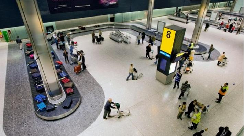 Terminal 5 Londen Heathrow