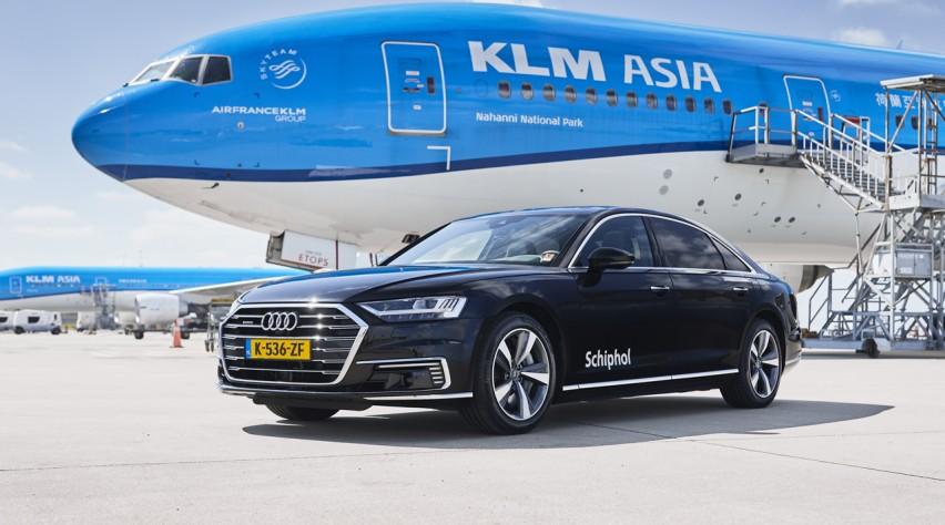 Schiphol VIP Audi