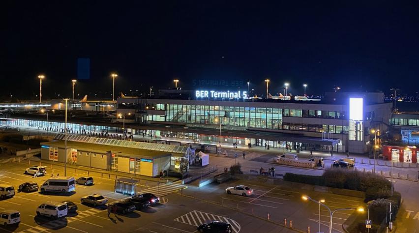 BER Terminal 5 Schönefeld