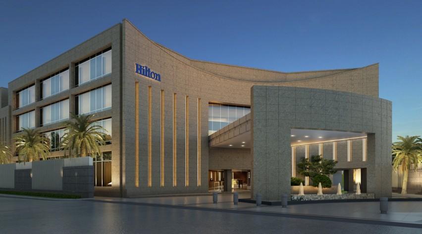 Hilton Hotel Bangalore