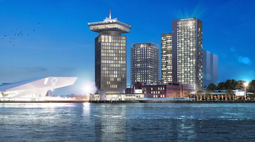 Maritim opent congreshotel in amsterdam zakenreisnieuws for Team x architecture
