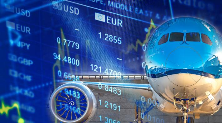 KLM Dow Jones