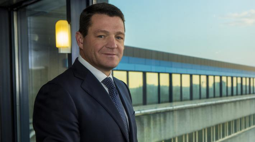 Pieter Elbers 2018