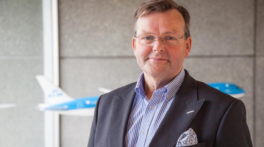 Welmer Blom KLM 2019