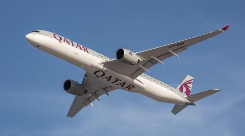 A350 Qatar Airways