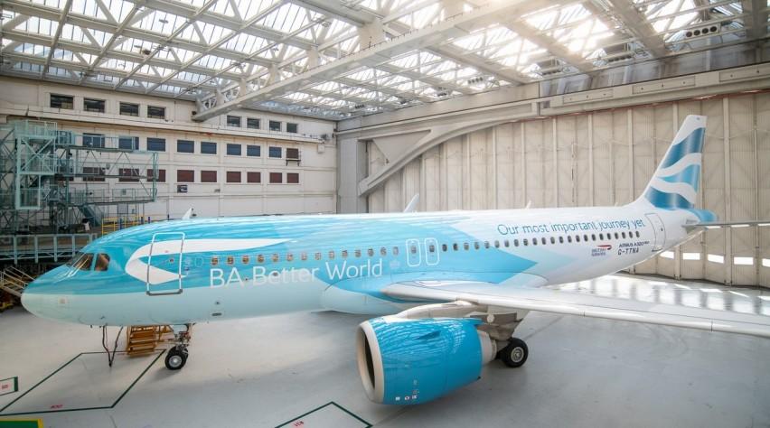 British Airways A320neo Better World