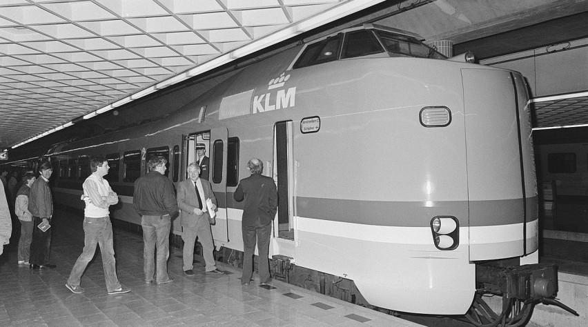 KLM-trein