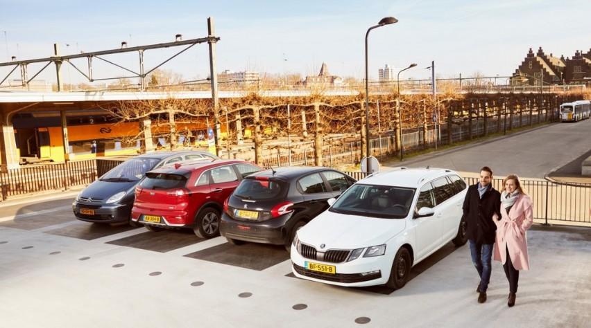 P+R Parking Station Maastricht
