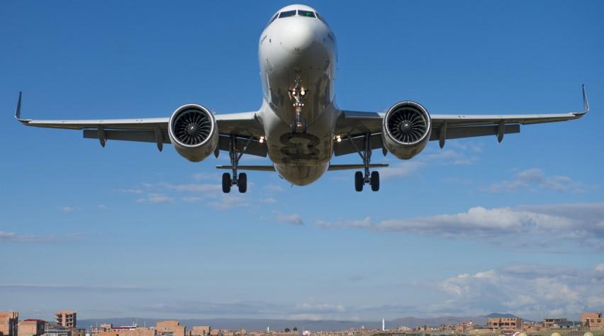 Airbus A320neo start