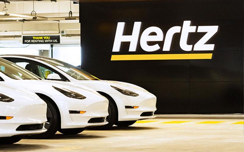 Hertz Tesla