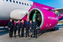 Wizz Air A321neo Eindhoven Airport
