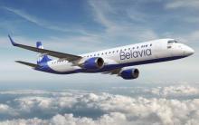 Belavia Embraer 195