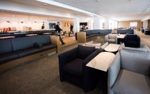 British Airways JFK lounge