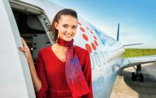 Brussels Airlines crew
