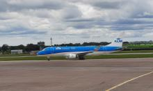 KLM Cityhopper 175 Cork
