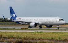 SAS Airbus A321LR