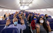 Southwest Airlines cabine
