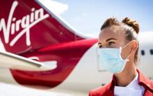 Virgin Atlantic crew
