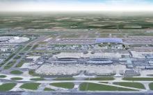 Terminal 4 Parijs CDG