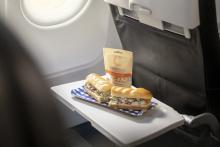 British Airways Economy Eten Europa