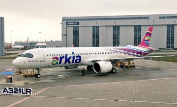 Airbus A321neo Long Range Arkia