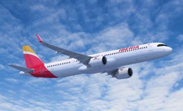 Iberia A321XLR