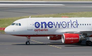 Airberlin Oneworld