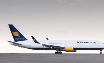 Icelandair Boeing 767