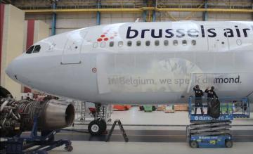 Brussels Airlines Diamond