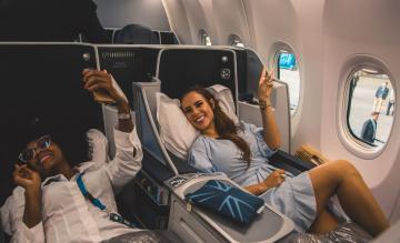 Copa 737 MAX 9 Busines Class