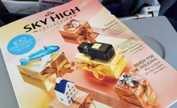 KLM taxfree