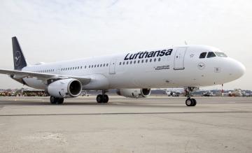 Lufthansa A321