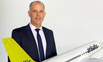 AirBaltic Martin Gauss