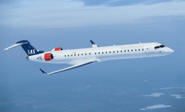 SAS Bombardier CRJ900