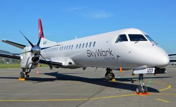 Sky Work Airlines Saab 2000
