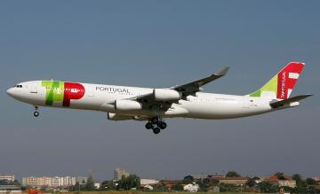 TAP A340-300