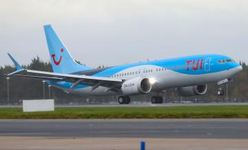 TUI Airways Boeing 737 MAX