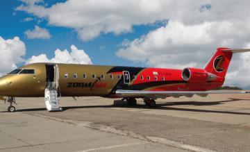 Zoom Air Bombardier CRJ200