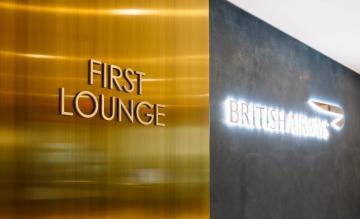 BA JFK First Lounge