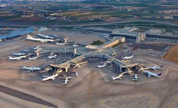 Tel Aviv Ben Gurion Airport