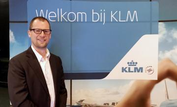 Michel Nap KLM