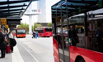 Schiphol bus