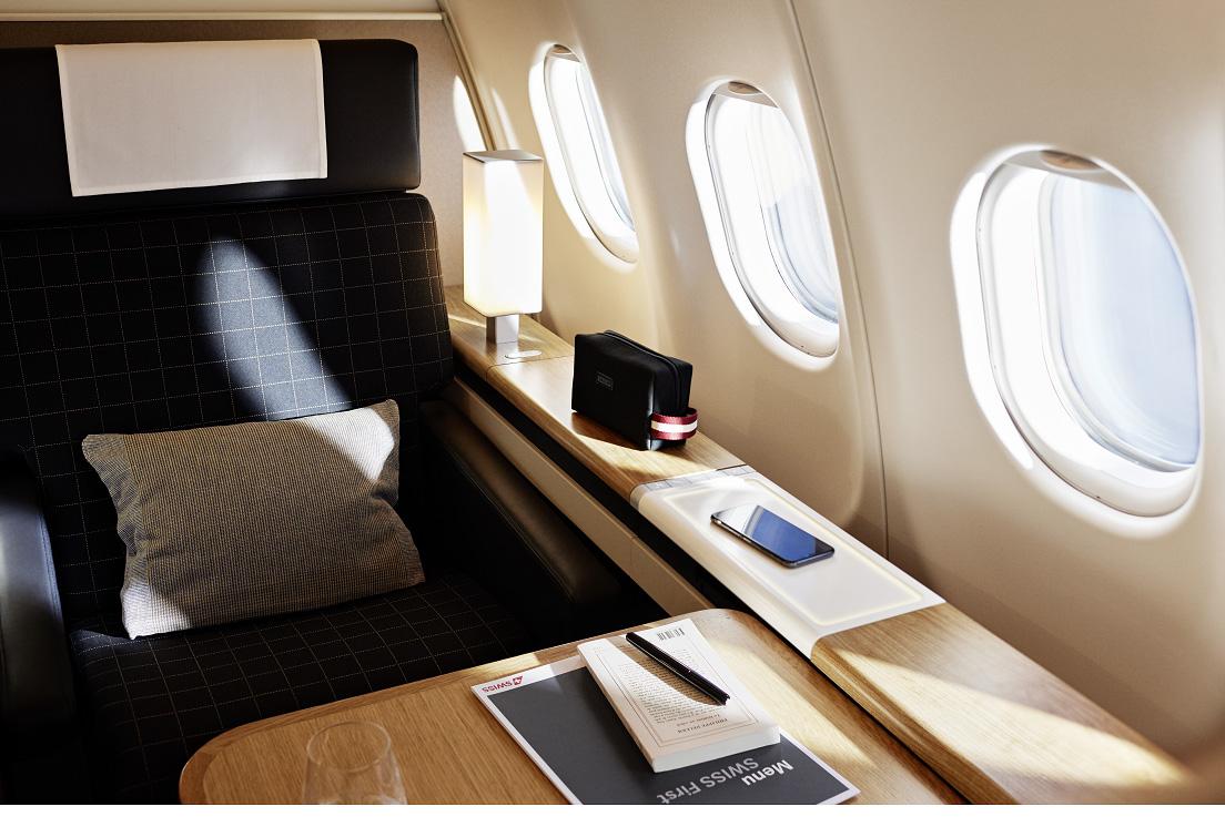 First Class A340