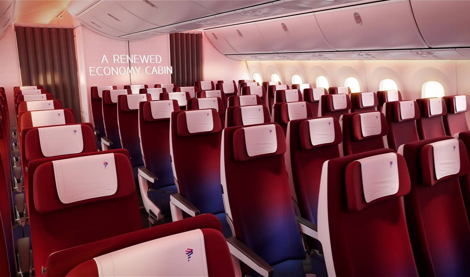 LATAM 787 Economy